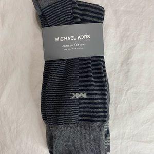 COPY - Michael Kors Mens Dress Socks 3 Pairs